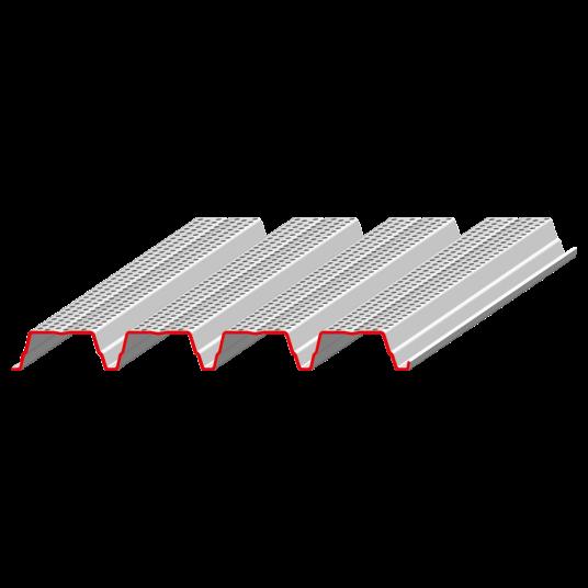 Perforation en plage