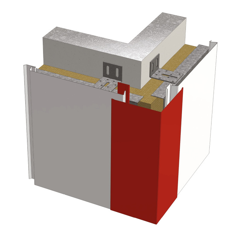 External corner panels hood type - Accessoires et Pliages | Bacacier